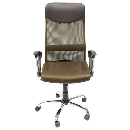 Компьютерное кресло College H-935L-2, обивка: текстиль, цвет: коричневый