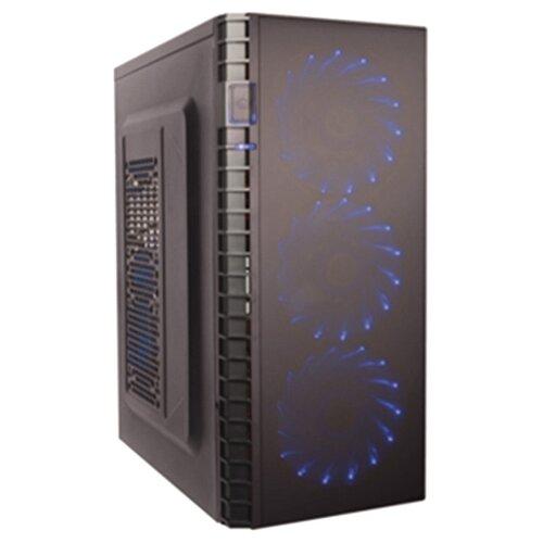 Компьютерный корпус ExeGate EVO-7216 700W Black