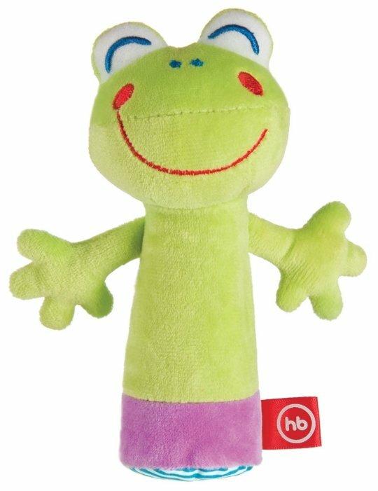 Погремушка Happy Baby Cheepy Frogling
