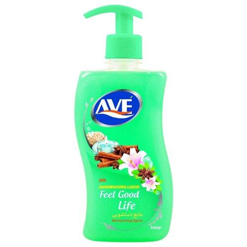 Мыло жидкое AVE SPA с пряным ароматом, 500 гМыло<br>