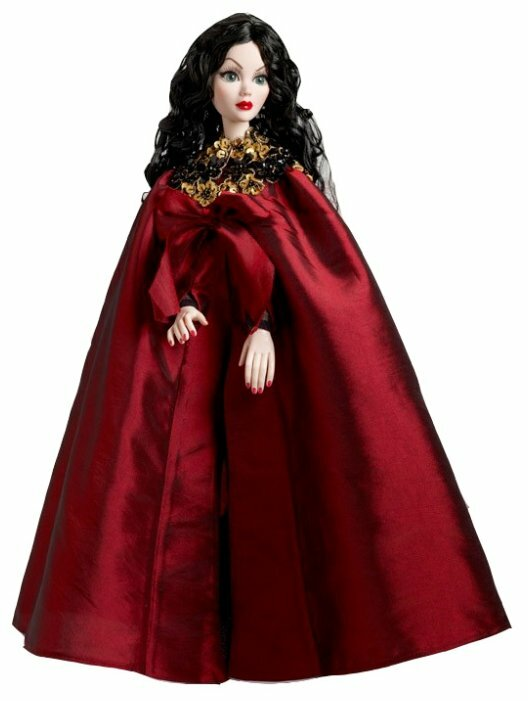 Tonner Мантия Tangled Hearts Cloak для кукол Evangeline