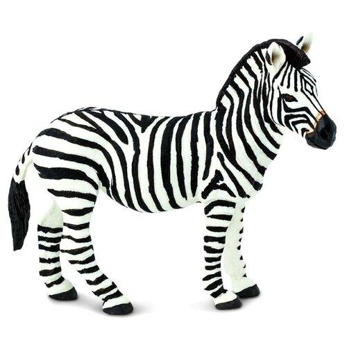 Фото - Фигурка Safari Ltd Зебра 271729 фигурка safari ltd амурский тигр 111389