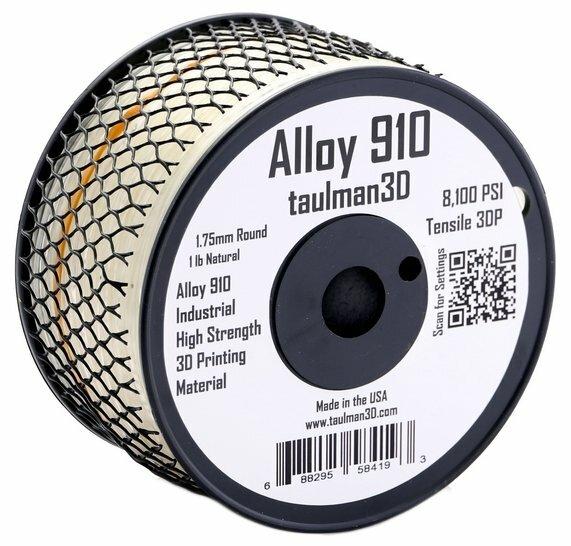 Alloy 910 пруток taulman3D 1.75 мм натуральный