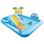 Игровой центр Intex Приключения в джунглях 57161