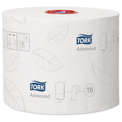 Туалетная бумага TORK Advanced 127530 1 рул. туалетная бумага tork universal 120195 1 рул
