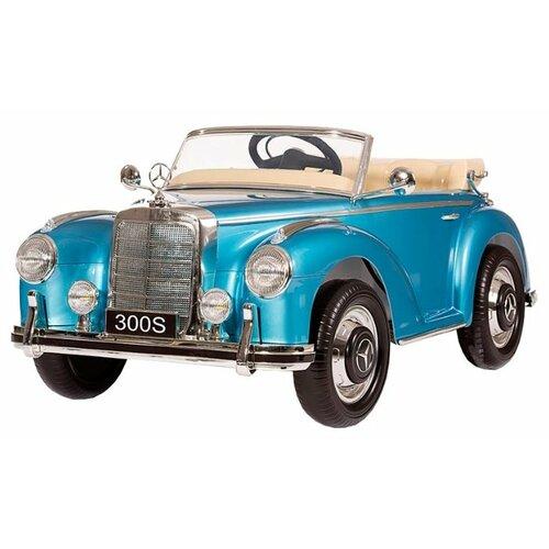 Купить RiverToys Автомобиль Mercedes-Benz S300, blue, Электромобили