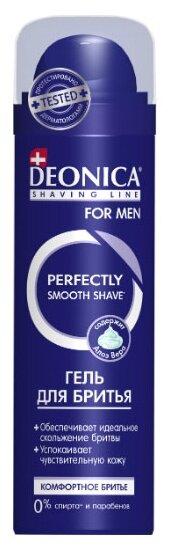 Гель для бритья Комфортное бритье Deonica