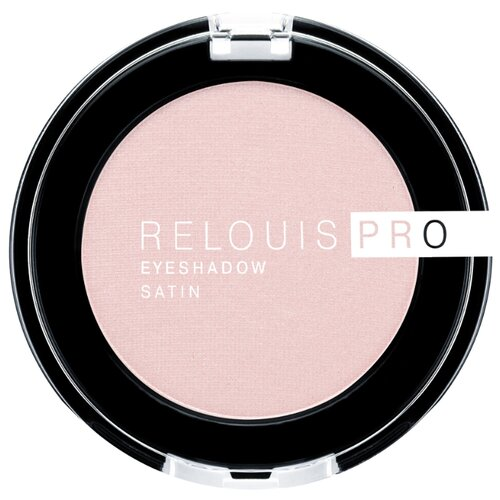 Relouis Тени для век Pro Eyeshadow Satin 32 rose quartz