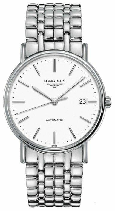 Часы longines l4.636 presence хочу продать часа на кольце садовом парковки стоимость