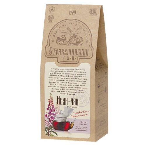 Чай травяной Столбушинский Иван-чай, 100 г чай травяной immuno 75 г