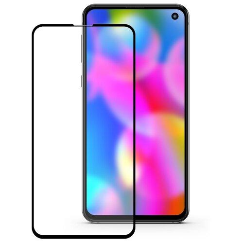 Купить Защитное стекло Mobius 3D Full Cover Premium Tempered Glass для Samsung Galaxy S10e черный