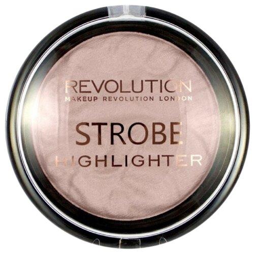 REVOLUTION Хайлайтер Strobe Highlighter moon glow lights хайлайтер makeup revolution ingot highlighter gold 12 гр