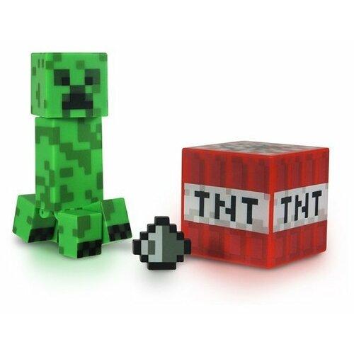 Купить Игровой набор Jazwares Minecraft Крипер 16503, Игровые наборы и фигурки