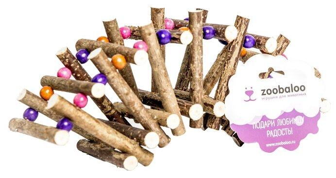 Игрушка для грызунов Zoobaloo Лазанка Версаль 27х10х13 см