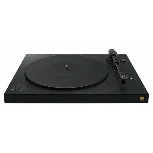 Виниловый проигрыватель Sony PS-HX500 черный