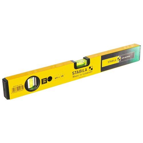 Уровень брусковый 2 глаз. Stabila Type 70 ST-02282 40 см уровень брусковый 2 глаз stabila type 70 st 02282 40 см