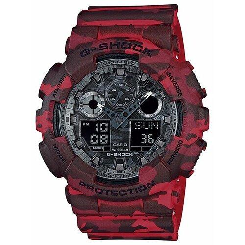 цена на Наручные часы CASIO GA-100CM-4A