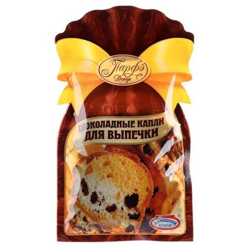 Парфэ капли шоколадные 50 г коричневыйПосыпки и украшения для кондитерских изделий<br>