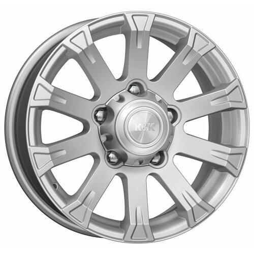Колесный диск K&K Байкал 7x16/5x139.7 D95.3 ET35 дарк платинум литой диск кик палладика 7x16 5x139 7 d98 et5 дарк платинум