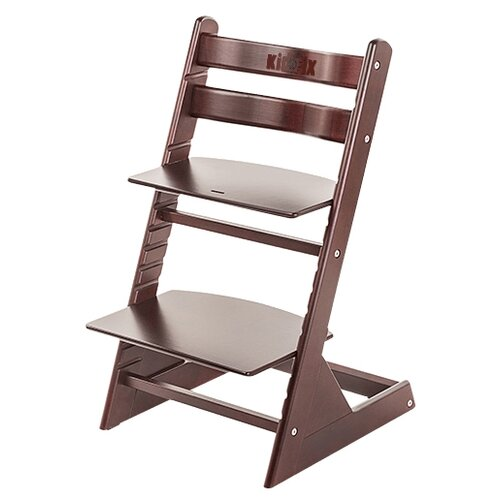 Купить Растущий стульчик Kid-Fix универсальный венге, Стульчики для кормления
