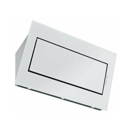 Фото - Каминная вытяжка FALMEC Quasar vetro Parete 120 white (800) кухонная вытяжка falmec mirabilia isola 67 alphabet vetro 800 ecp