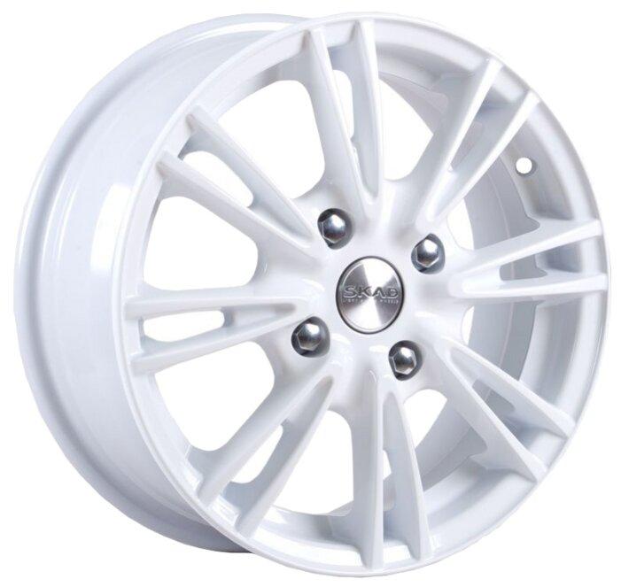 Колесный диск SKAD Пантера 6x15/4x100 D67.1 ET45 Белый
