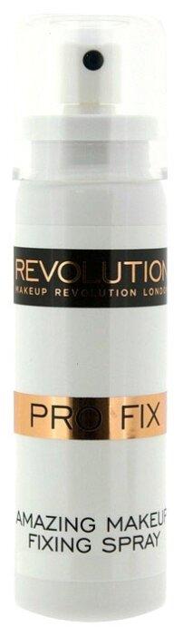 REVOLUTION спрей для фиксации макияжа Pro Fix MakeUp Fixing Spray 100 мл