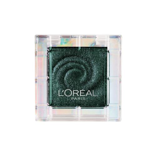 LOreal Paris Тени для век с маслами Color Queen 36 магический изумрудныйТени<br>