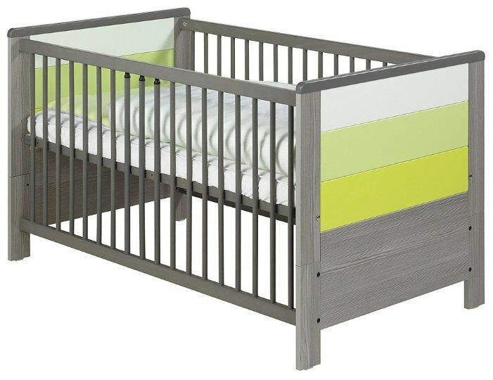 Кроватка Geuther Limoncello