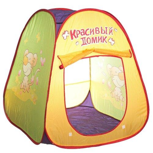 Палатка Yongjia Toys Красивый домик 889-78B