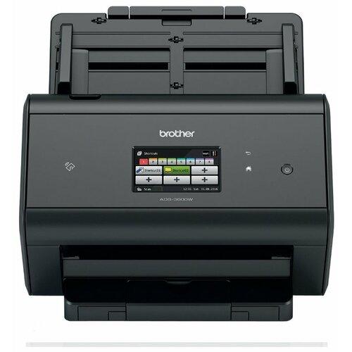 Сканер Brother ADS-3600W черный