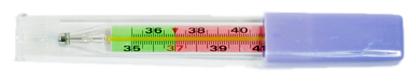 Термометр Импэкс-Мед Ртутный, цветная шкала