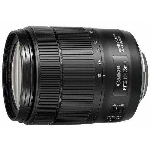 Фото - Объектив Canon EF-S 18-135mm f/3.5-5.6 IS USM черный объектив