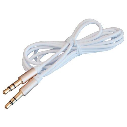 Купить Кабель Deepbass mini jack 3.5 mm (AC320) 1.2 м белый