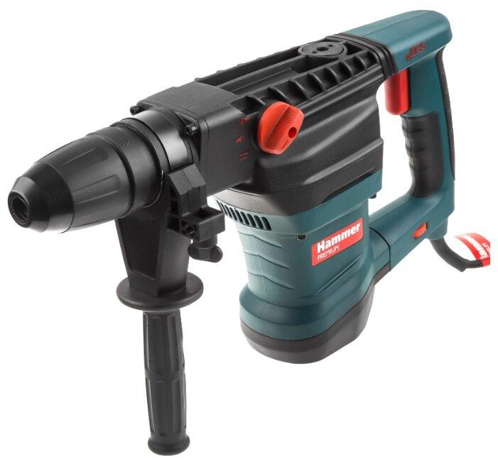Перфоратор сетевой Hammer PRT 1550 С Premium (14 Дж)