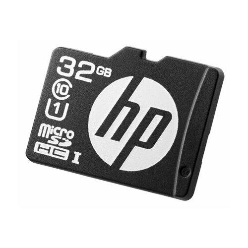 Фото - Карта памяти HP Mainstream microSDHC Class 10 UHS-I U1 32GB карта памяти qumo microsdhc class 10 uhs i u1 32gb sd adapter
