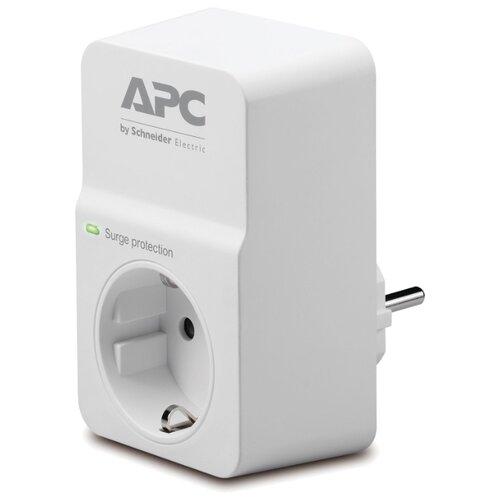 Сетевой фильтр APC by Schneider Electric PM1W-RSУдлинители и сетевые фильтры<br>