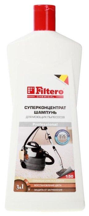 Filtero Шампунь для моющих пылесосов