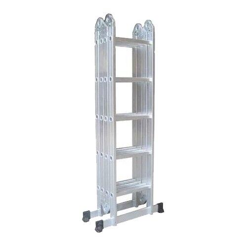 Лестница трансформер 4-секционная ВИХРЬ ЛТА 4х5