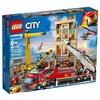 Конструктор LEGO City 60216 Центральная пожарная станция