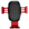 Держатель с беспроводной зарядкой Baseus Heukji Wireless Charger Gravity Car Mount