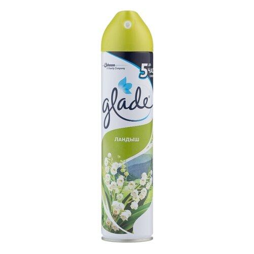 Glade Аэрозоль Ландыш, 300 млОсвежители воздуха<br>
