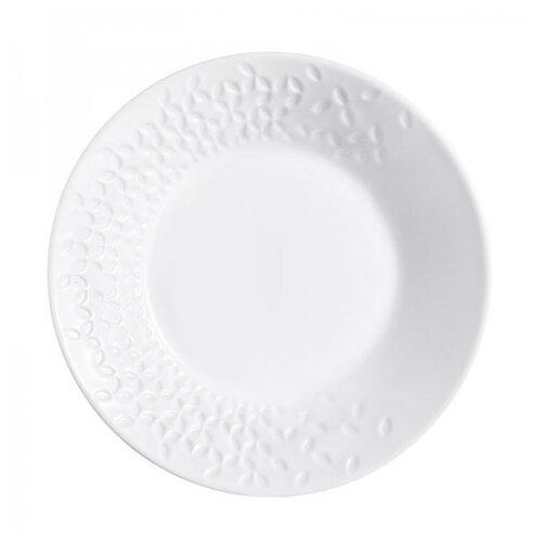 Luminarc Тарелка суповая Nordic Epona 23 см белый тарелка закусочная десертная luminarc nordic epona d 22 см