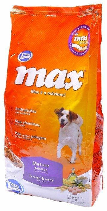 Корм для собак Total Max Mature Adult Senior с курицей и рисом для собак