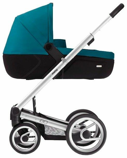 Универсальная коляска Mutsy IGO Lite (2 в 1)