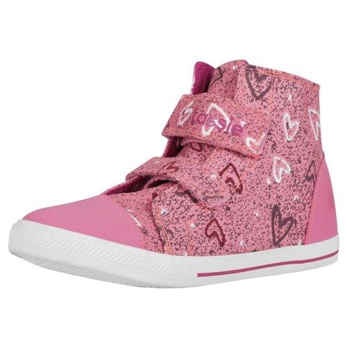 Кеды Lassie размер 23, розовыйОбувь для малышей<br>