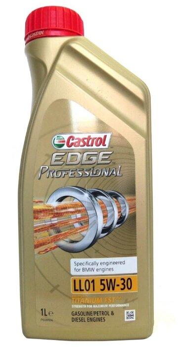 Моторное масло Castrol Edge Professional BMW LL01 5W30 1л (157A9E)