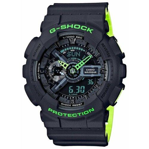 Наручные часы CASIO GA-110LN-8A casio casio ga 110ln 1a