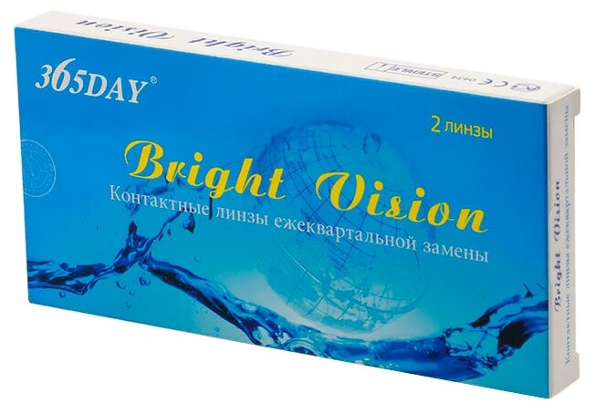 365Day Bright Vision (2 линзы)
