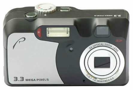 Фотоаппарат Rovershot RS-3310